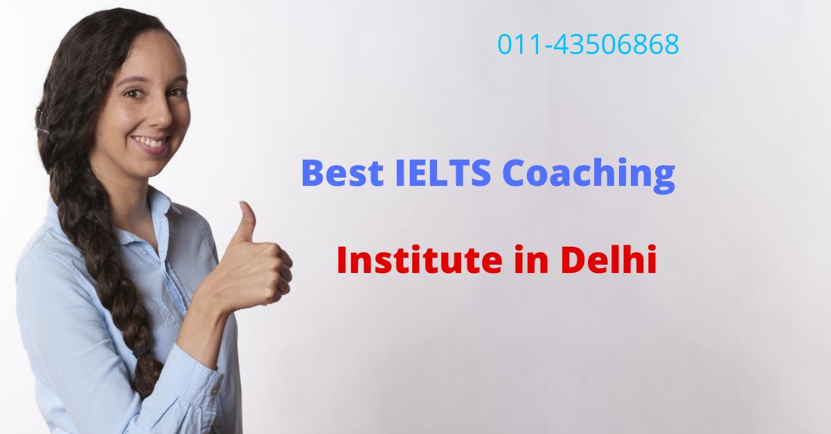 Ielts coahing in west Delhi