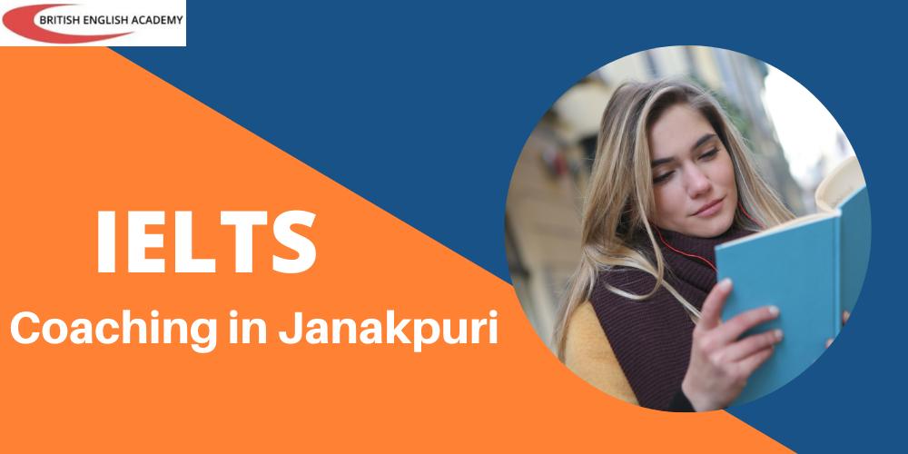 IELTS Coaching in Janakpuri