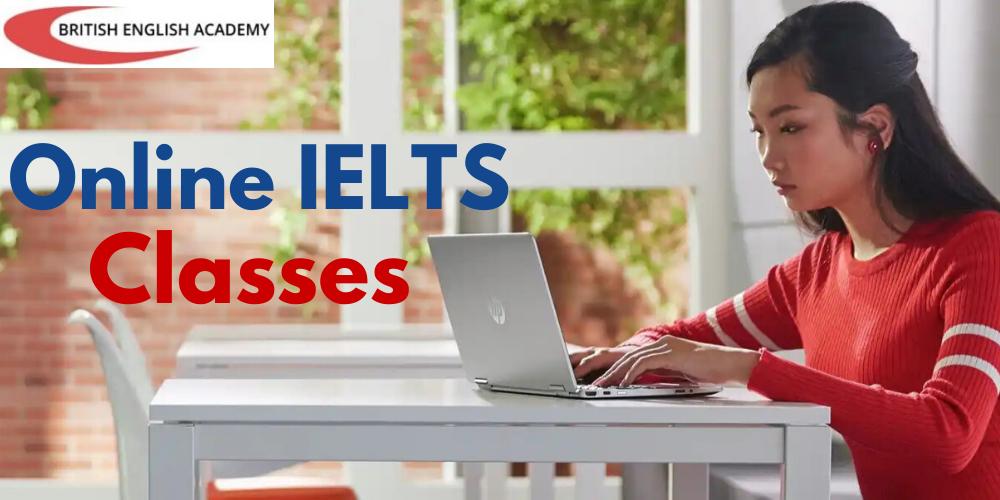 Online IELTS Classes